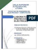 Proyecto Protecciones 2S 2020