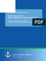 A New Approach in Type 2 Diabetes Mellitus Treatment