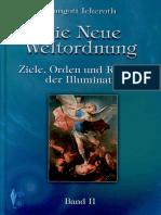 Ickeroth, Traugott - Die neue Weltordnung - Band 2 (2012, 409 S., Text)