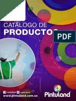 Catalogo Pintuland