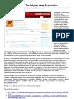 ABEME lança Rede Social para seus Associados.
