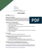 ICAP Position 1