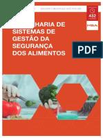 (EGA) Projeto 18 MODULO - MBA Engenharia de Seg Dos Alimentos EGA