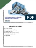 Sicurezza dei Robot Industriali