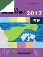 12_Kecamatan Masama Dalam Angka 2017