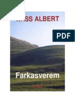 24918218 Wass Albert Farkasverem