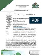 Contrato No. 051 de 2021 Con Asodanylor