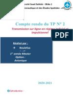 TP1 Hyperfréquence