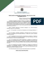 RESOLUÇÃO DA DIRETORIA COLEGIADA - RDC Nº 60, DE 10 DE NOVEMBRO DE 2011