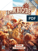 Zombicide Undead or Alive -WIP-Rulebook