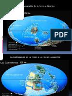 géologie régionale