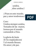 coro cristianos