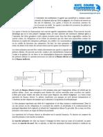 Cours finance gratuit Introduction finance de marche
