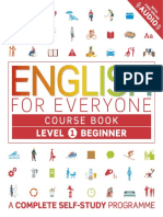 English for Everyone Level 1 Course Book Beginner