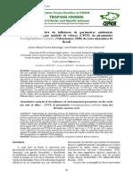 Análise quantitativa da influência de parâmetros ambientais sobre a captura por unidade de esforço (CPUE) da piramutaba Brachyplatystoma vaillantii (Valenciennes, 1840) da costa amazônica do Brasil