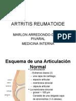 artritis rEUMA