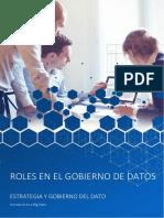 Roles en El Gobierno de Datos