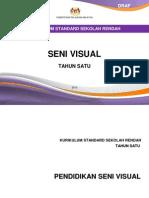standard kandungan seni visual thn 1