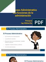 PROCESO ADMINISTRATIVO _ presupuestos
