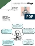 TEORIA DE LA PSICOLOGIA INDIVIDUAL DE ALFRED ADLER