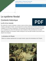 Historie France