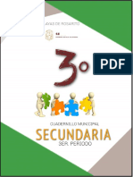 3ER GRADO (TERCER PERIODO)- CUADERNILLO MUNICIPAL