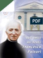 Agli Amici del Beato Paleari - Anno XXXVII N.1
