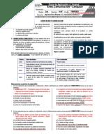 SOLUCIONARIO - Fichas Denotación - Connotación y Lexemas - Morfemas