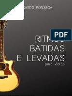 Ritmos - Apostila Ritmos, Batidas e Levadas para Violão