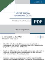 Analisis de La Demanda Villegas