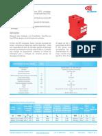 Dispositivo de Proteção contra Surtos (DPS)