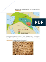EM 2 - Arte Mesopotâmica