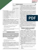 Chaclacayo Prohíbe Castigo Físico Contra NNA 2021