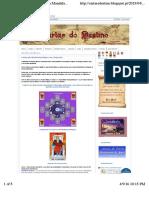 Pdfcoffee.com Cartas Do Destino Leitura Pela Mandala Astrologica Com o Imperador PDF Free