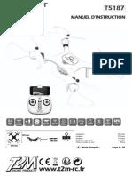 Notice Spyrit FPV 3.0