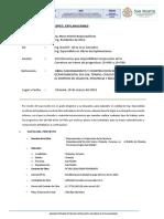 2.-Informe N°002 de Interferencias de trabajos en Curiyacu