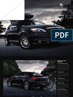 2011 Chrysler 200 Accessories