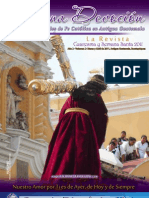 Eterna Devocion - Revista Cuaresma y Semana Santa 2011