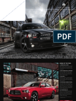 2011 Dodge CHARGER Accessories