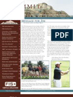 Lender Processing Services (f/k/a FIS) newsletter The Summit Oct 2007