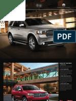2011 Dodge DURANGO Accessories