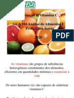 Determinação de vit C (1)