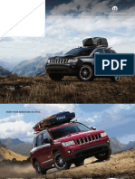 2011 Jeep COMPASS Accessories