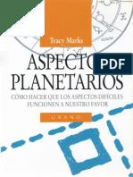 Tracy Marks - Aspectos Planetarios