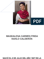 Copia de Frida Kahlo