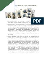No se culpe a nadie - Final del juego - Julio Cortázar (1)