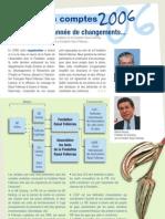 FRF comptes 2006