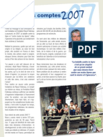 FRF comptes 2007