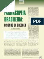 Artigo Farmacopéia Brasileira