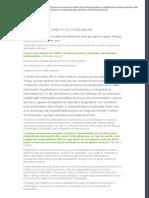 Prova - Múltipla Escolha - UNIBF - INTRODUÇÃO AO DIREITO DO CONSUMIDOR _ Passei Direto